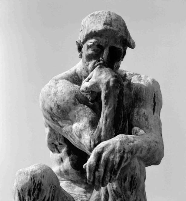 Rodin: The Thinker
