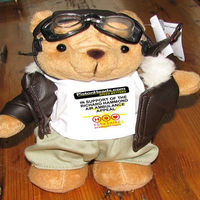 Air ambulance teddy