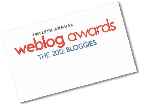 bloggies-2012