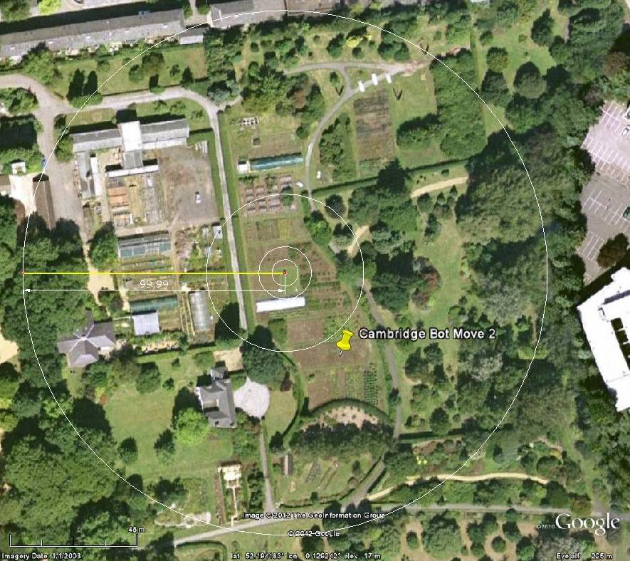 Cambridge University Botanic Garden Tallbloke 39 S Talkshop