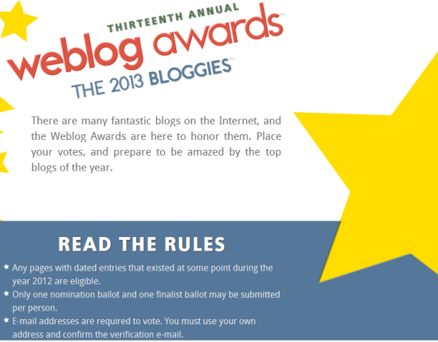 2013bloggies