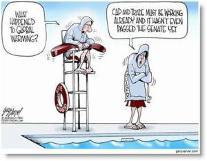 cap-trade-swimming-global-warming-cartoon