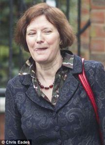 Helen Boaden.