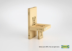 Not an IKEA chair