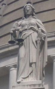 Scales of Justice [image credit: Wikipedia]