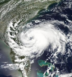 Tropical Storm Beryl 2012 [image credit: US Govt.]