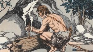 woodfire-caveman