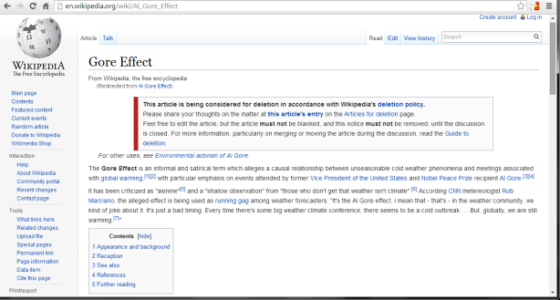 gore-effect