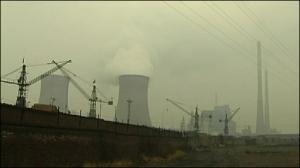 Chinese smog [image credit: BBC]