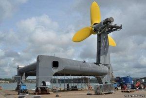 Propeller power [image: BBC]