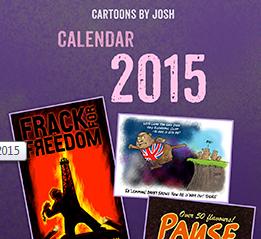 Josh Calendar 2015