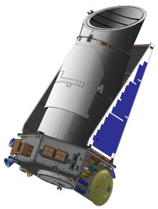 Kepler Space Telescope [NASA]