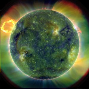 The Sun from NASA's SDO spacecraft