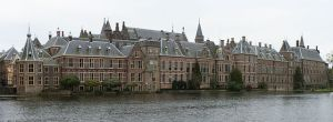 Dutch Parliament buildings [credit: Wikipedia]