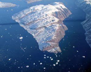 One of Greenland's islands [credit: Wikipedia]