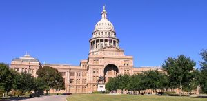 Texas State Capitol building, Austin [credit: Daniel Mayer / Wikipedia]