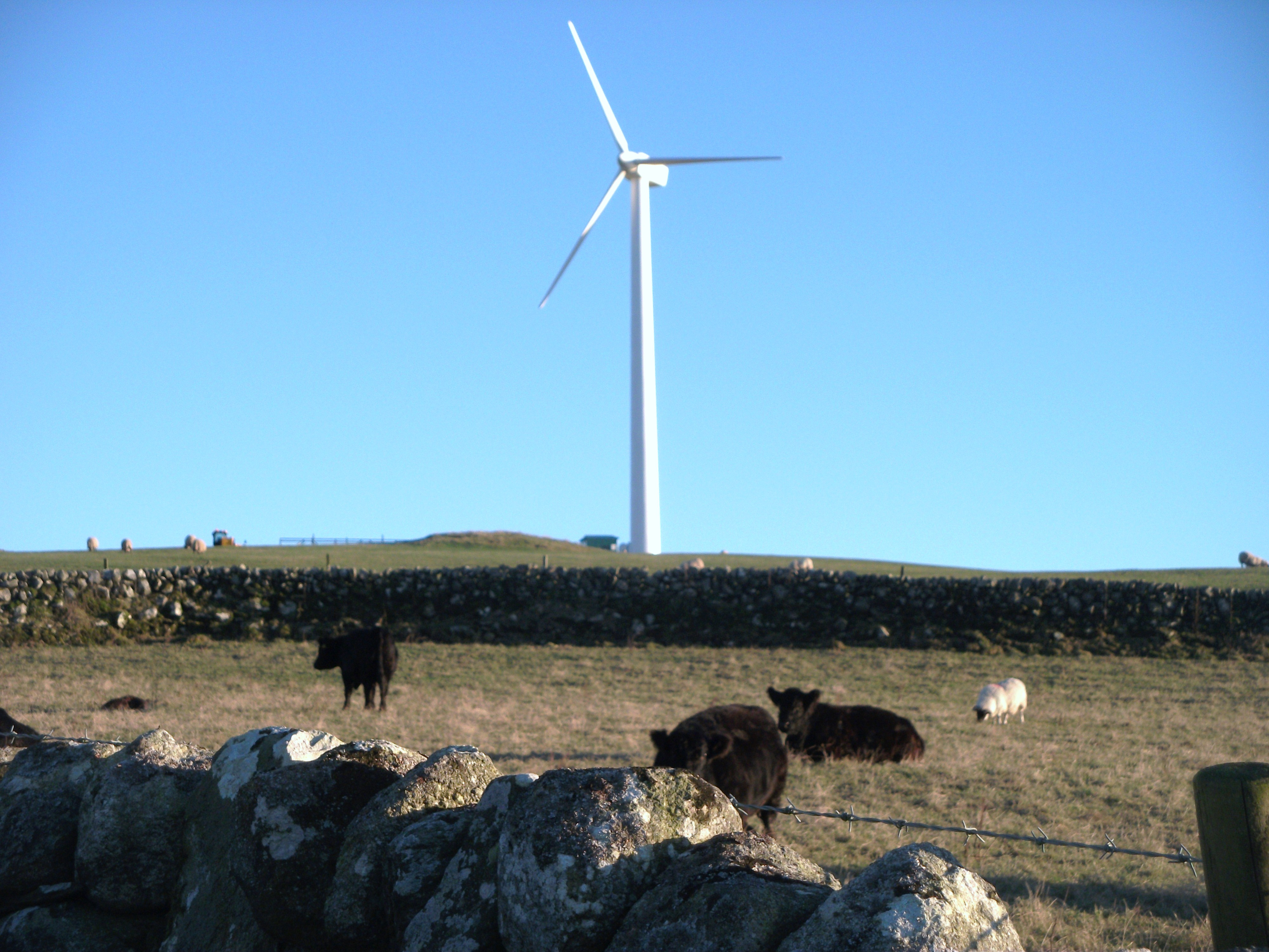 No more onshore wind farm subsi s in the UK