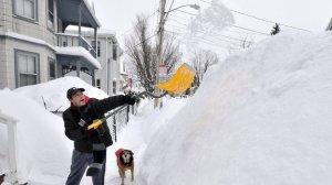 Snowy Boston 2015