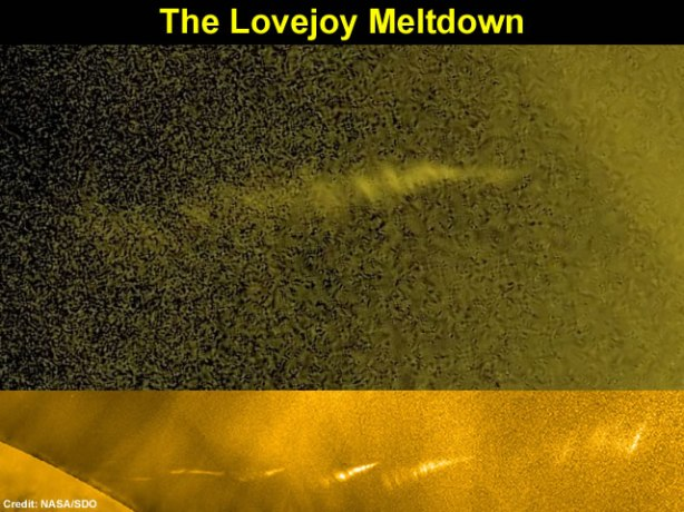 The Lovejoy Meltdown