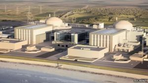 In limbo - Hinkley C [image credit: EDF]