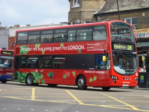 London double-decker [image credit: buses world news]