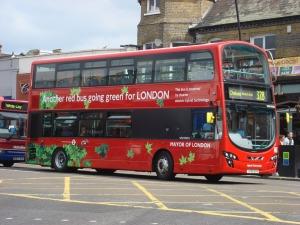 London double-decker [image credit: buses world news]