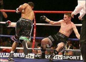 DECC on the ropes? [image credit: BBC]
