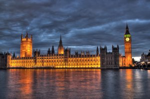 UK Parliament, Westminster [image credit: Wikipedia]