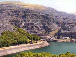 Dinorwig Power Station in Wales [image credit:  Denis Egan @ Wikipedia]