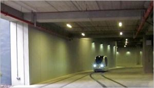 Masdar personal rapid transit podcar [image credit: Mariordo]