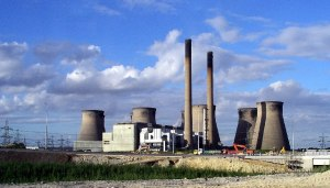 Ferrybridge 'C' Power Station  [image credit: Lynne Kirton / Wikipedia]