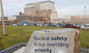 Hinkley Point site [image credit: IB Times]
