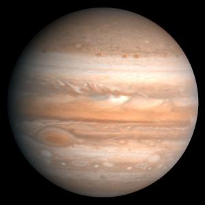 Jupiter [image credit: NASA]