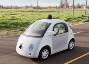 Driver-less car [image credit: google.com]