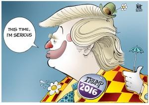trump-clown