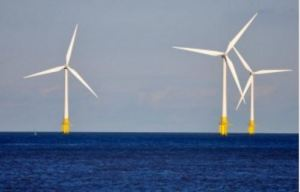 Offshore wind project in North Wales[image credit: northwales.com]