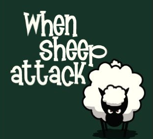 sheep-attack