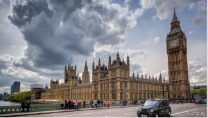 UK Houses of Parliament [image credit: Climate Change News]