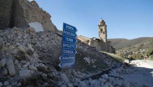 Italian earthquake series continues [image credit: Fox News]
