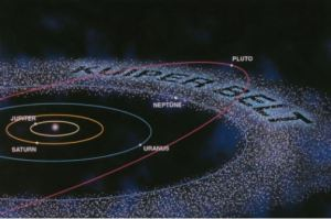 The Kuiper Belt region [credit: theplanets.org]