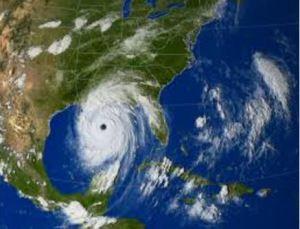 Hurricane Katrina [image credit: NASA]