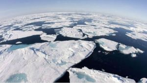Arctic sea ice [image credit: cbc.ca]