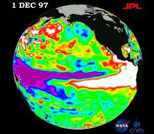 The El Niño of 1997-8
