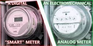 Electricity usage - one of these may cause a shock.