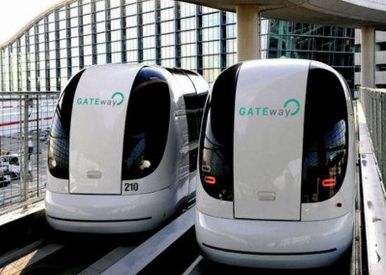 Image result for Driverless bus tested in london