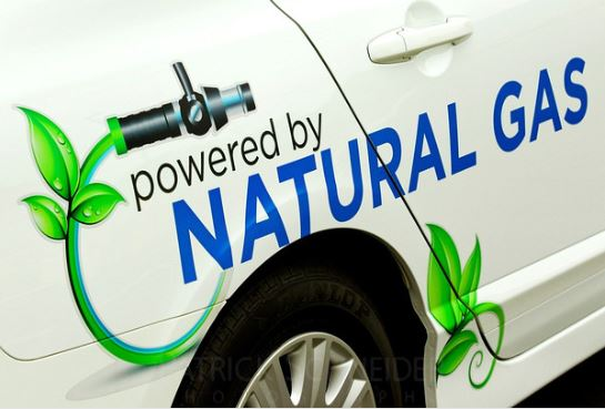 Can Natural Gas For Cars Be Marketed As Sustainable