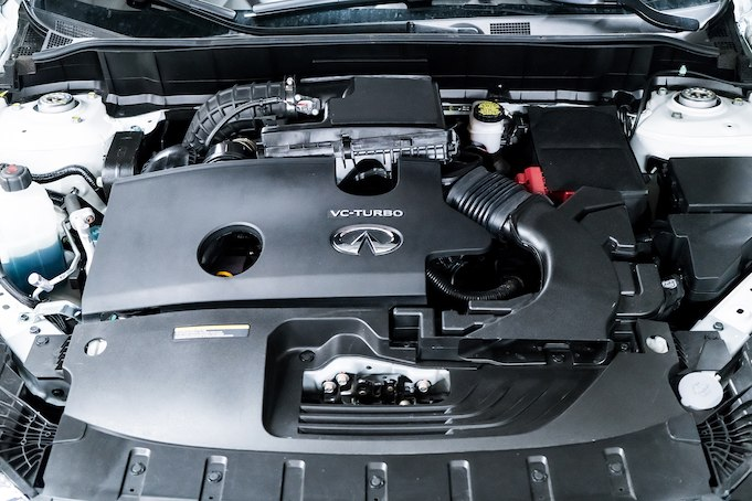 Infiniti Of Warwick >> Latest Nissan engine uses variable compression ratio ...