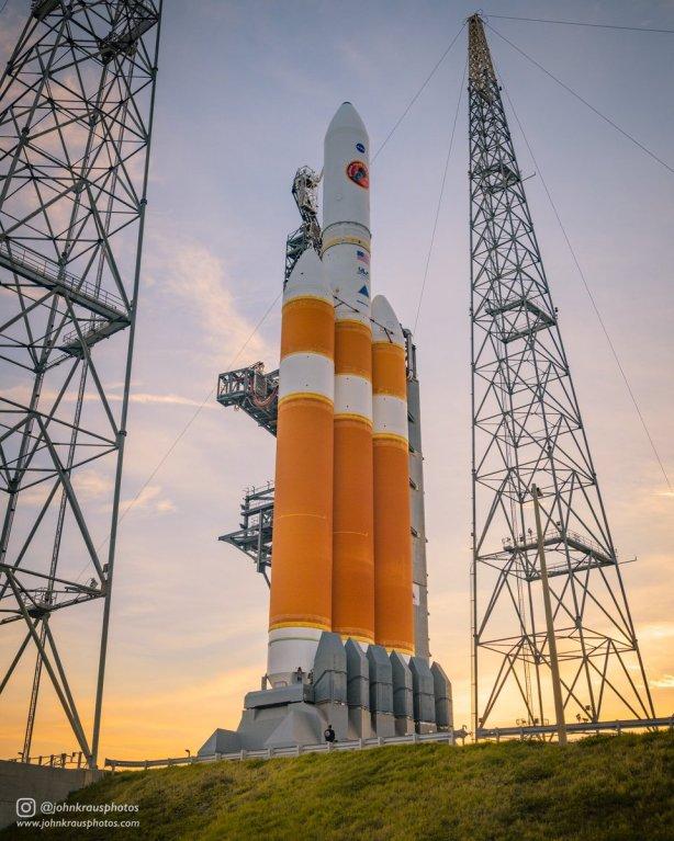 solar-probe-rocket