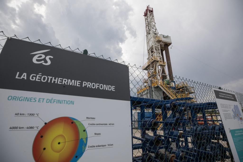 illkirch 1er forage de géothermie